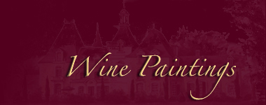 Wine Paintings by Nelva Richardson
